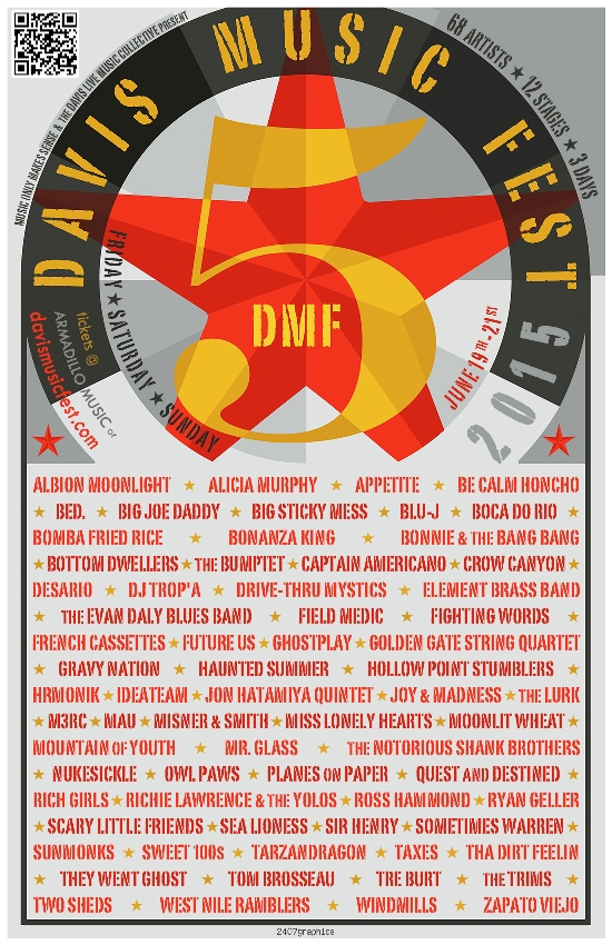 DMF5 lineup poster 550x850